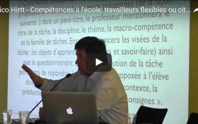 La scuola delle competenze: giornata di studio 10 maggio 2014 – documentazione e video