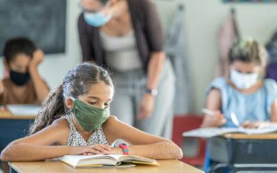 Sulle misure adottate dal DECS per combattere la pandemia di Covid-19 nelle scuole